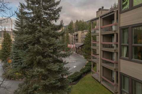 Condo for sale at 4200 Whistler Wy Unit 322 Whistler British Columbia - MLS: R2420959