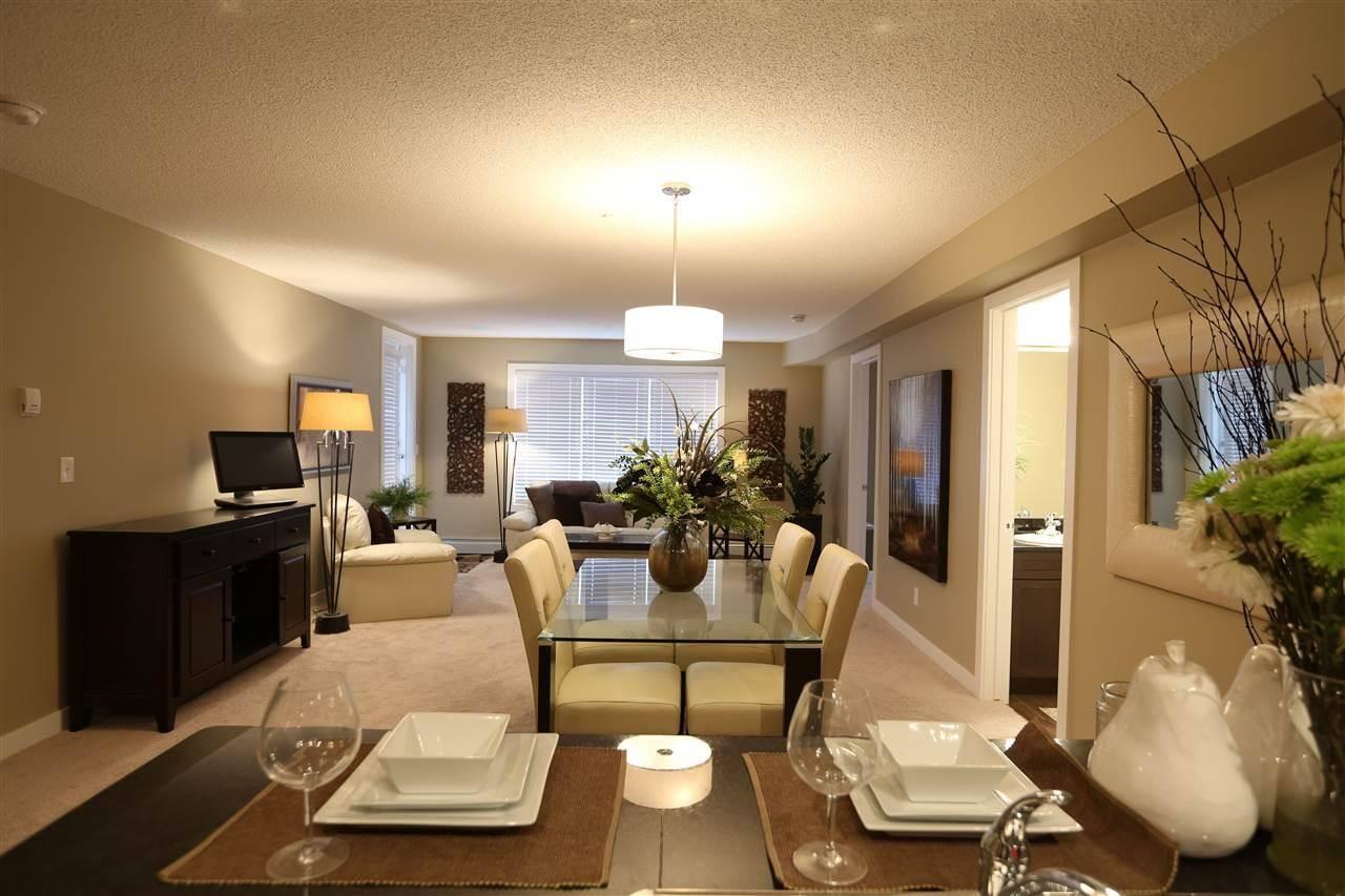 Condo for sale at 5810 Mullen Place Pl Nw Unit 322 Edmonton Alberta - MLS: E4191359