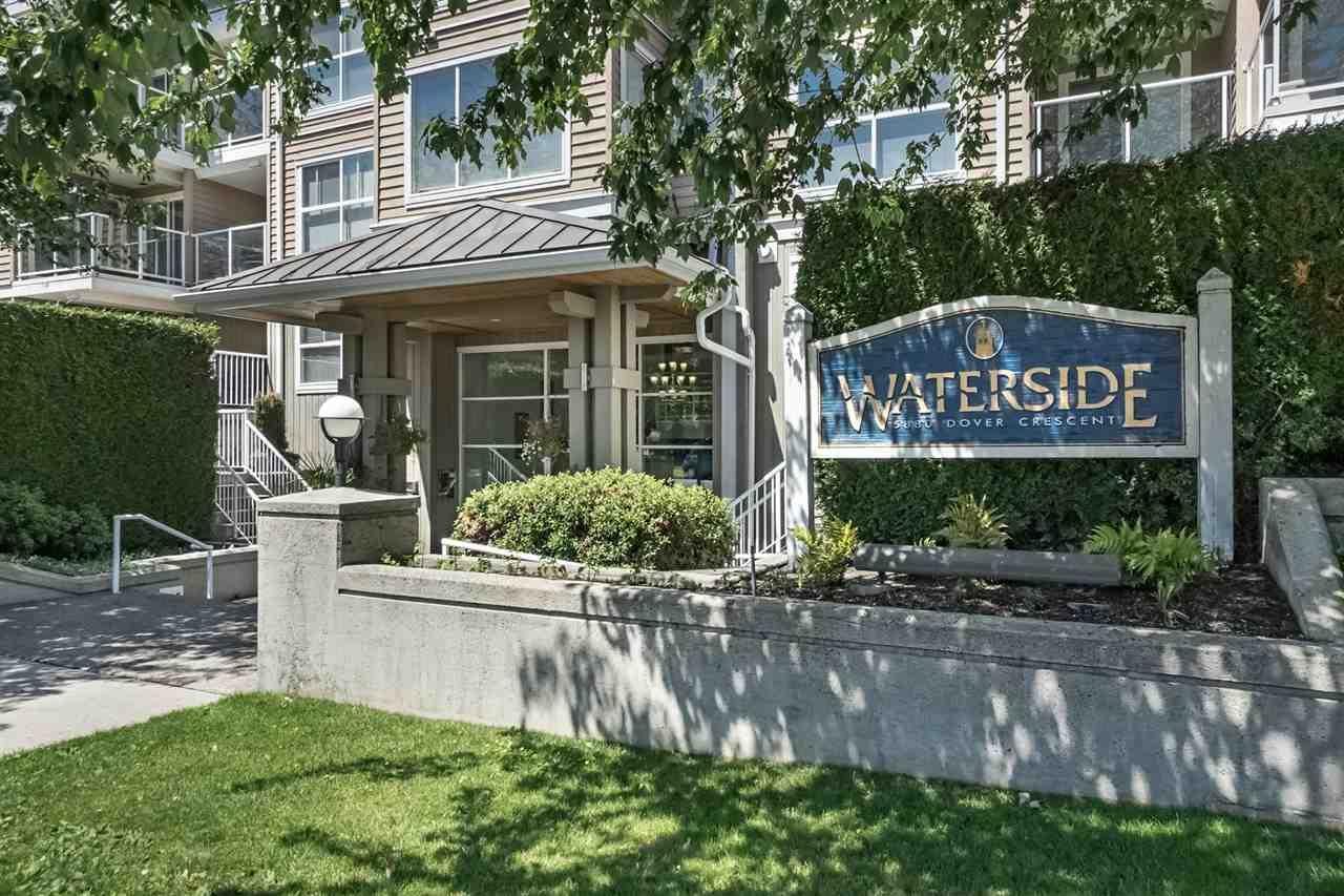 Sold: 322 - 5880 Dover Crescent, Richmond, BC