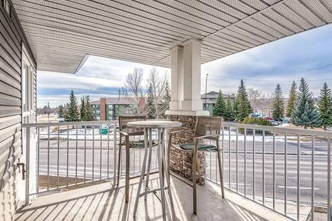 Condo for sale at 8200 4 St Northeast Unit 322 Calgary Alberta - MLS: C4289105
