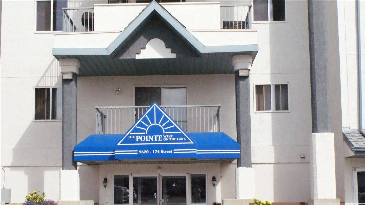 Condo for sale at 9620 174 St Nw Unit 322 Edmonton Alberta - MLS: E4172306