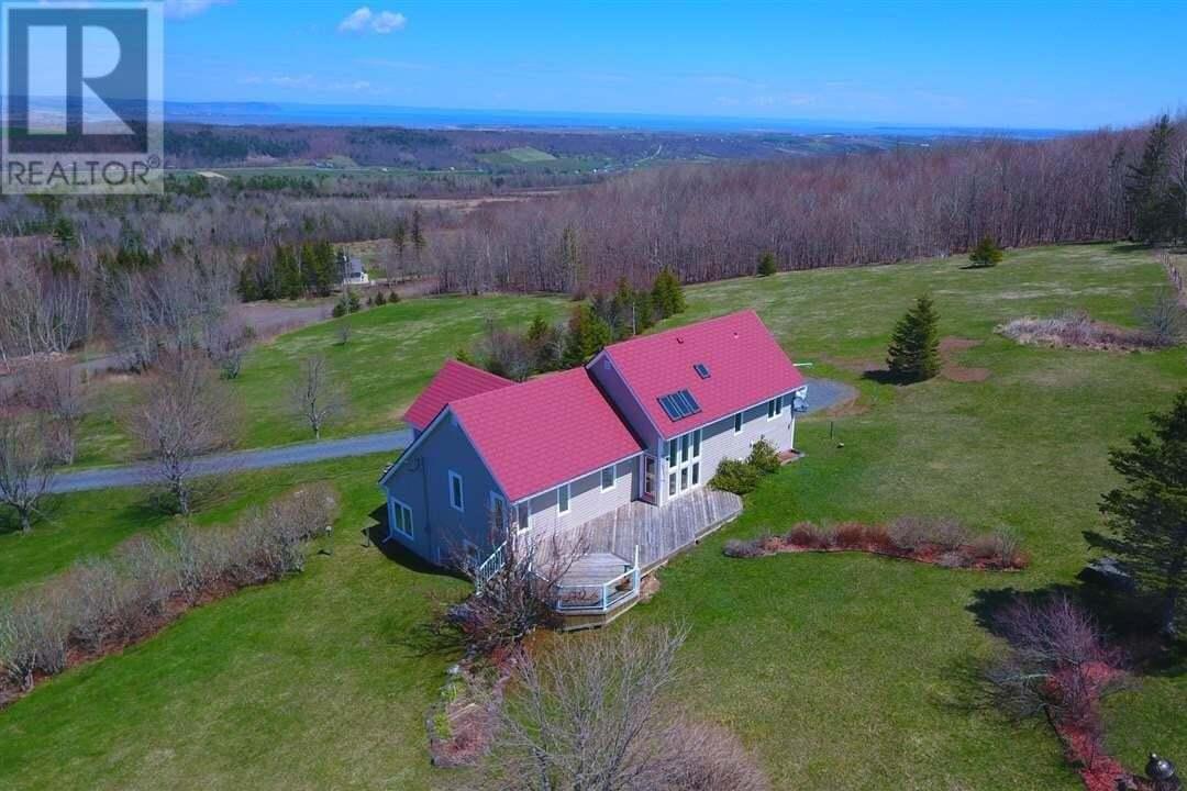 House for sale at 322 Allison Coldwell Rd Gaspereau Nova Scotia - MLS: 202008377