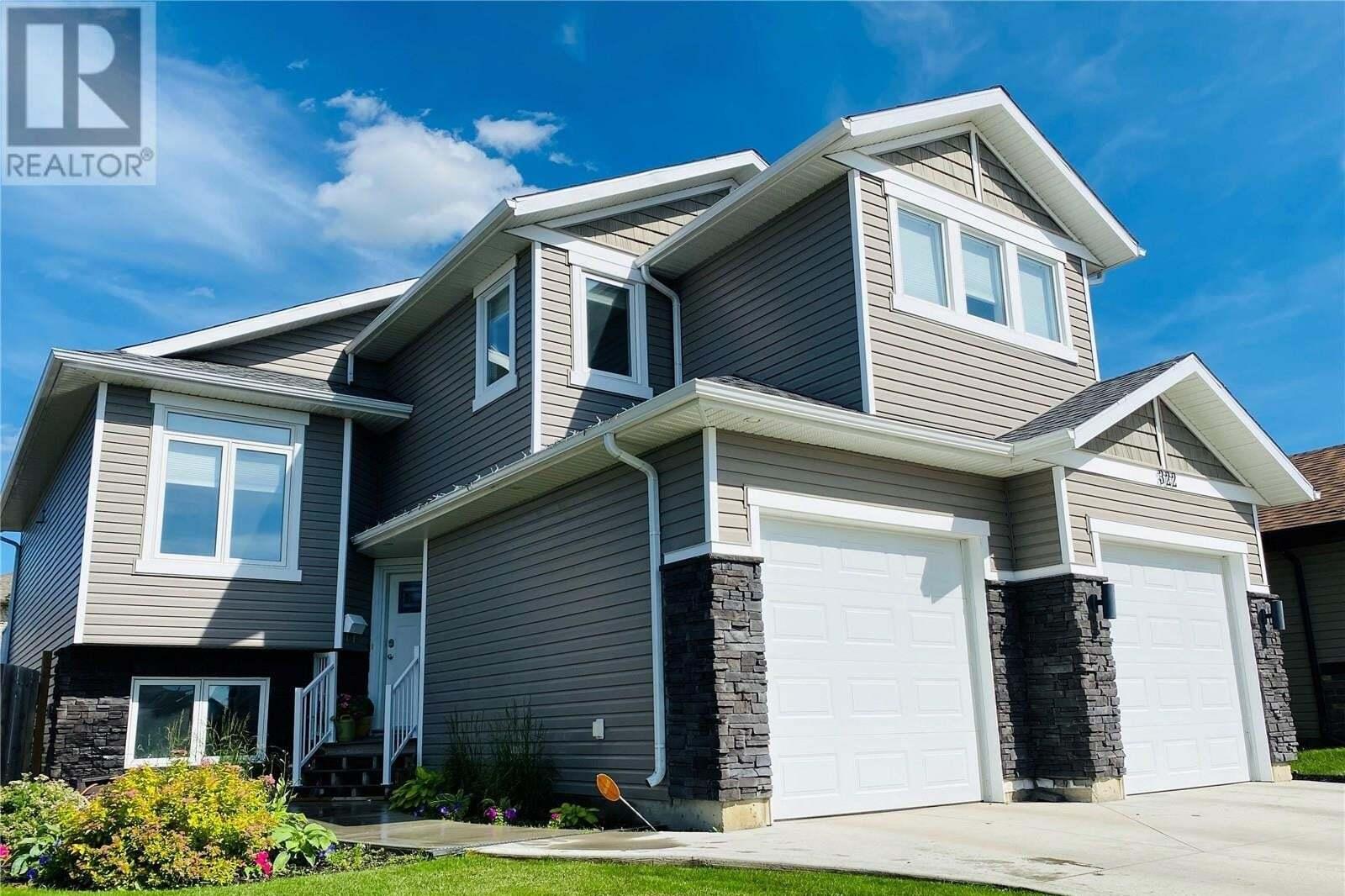 House for sale at 322 Allwood Cres Saskatoon Saskatchewan - MLS: SK818054