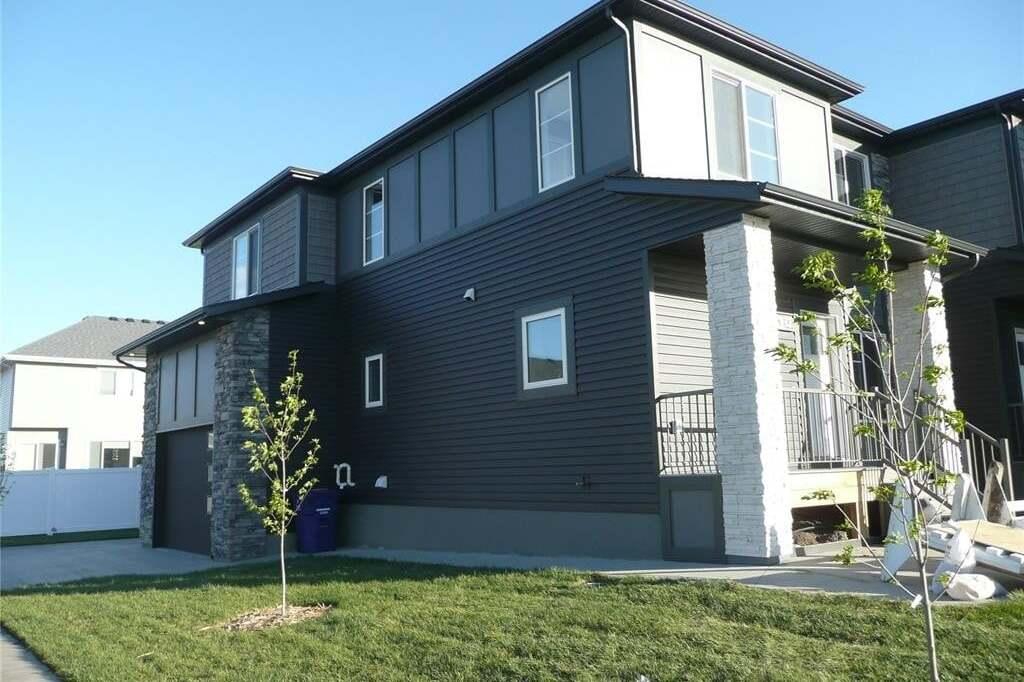 Townhouse for sale at 322 Brighton Gt Saskatoon Saskatchewan - MLS: SK810503