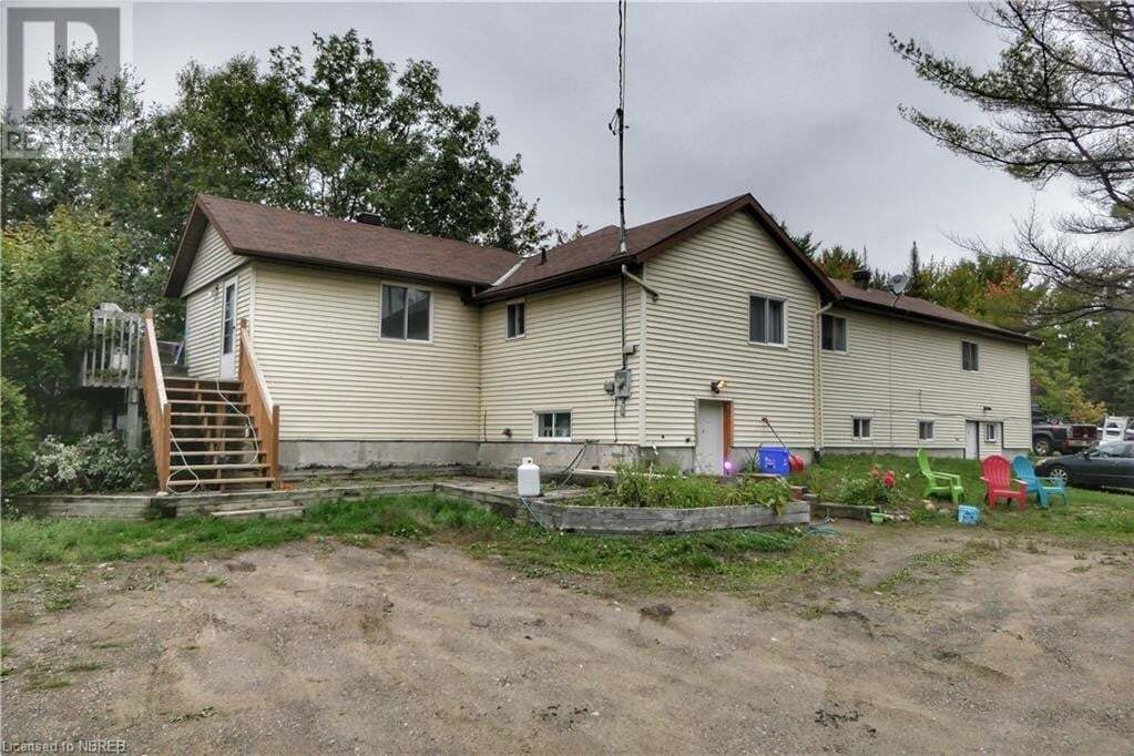 Townhouse for sale at 322 Cedar Heights Rd East North Bay Ontario - MLS: 40027240