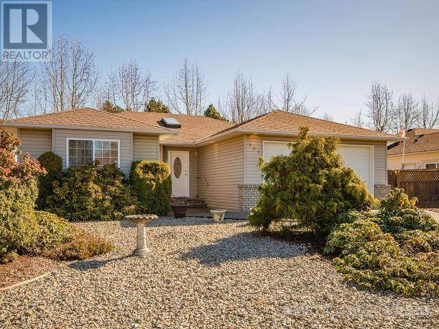 House for sale at 322 Clarkson Pl Parksville British Columbia - MLS: 466874