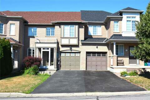Townhouse for sale at 322 Coachwhip Tr Newmarket Ontario - MLS: N4933256