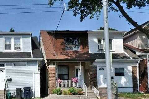Townhouse for sale at 322 Coxwell Ave Toronto Ontario - MLS: E4955701