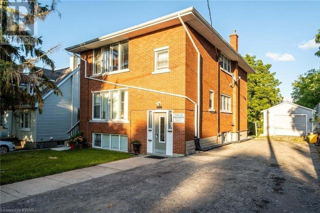 Townhouse for sale at 322 Edwin St Kitchener Ontario - MLS: 40021750