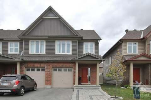 House for sale at 322 Fergus Cres Ottawa Ontario - MLS: 1212513