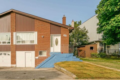 Townhouse for sale at 322 Hansen Rd Brampton Ontario - MLS: W4982409