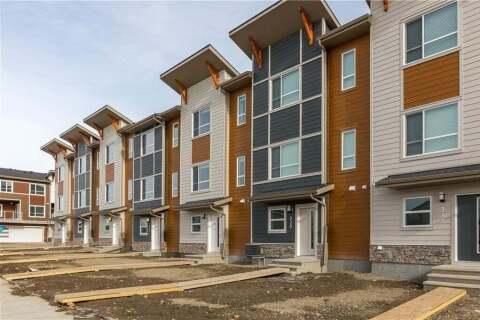 Townhouse for sale at 322 Harvest Hills Wy NE Calgary Alberta - MLS: C4300131
