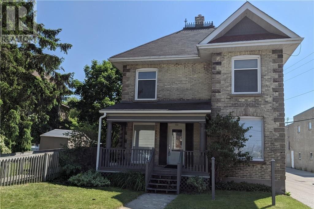 House for sale at 322 Lambton St Kincardine Ontario - MLS: 266645