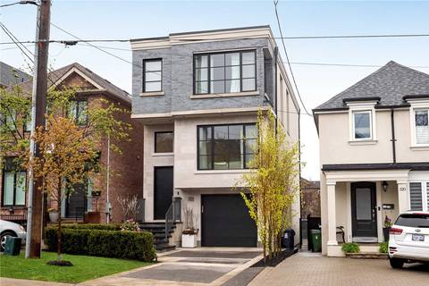 House for sale at 322 Melrose Ave Toronto Ontario - MLS: C4503062