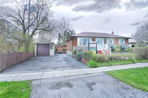 House for sale at 322 Painted Post Dr Toronto Ontario - MLS: E4453401