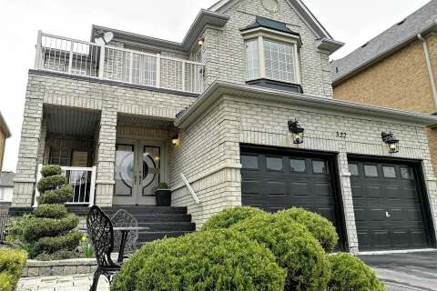 House for sale at 322 Saint Francis Ave Vaughan Ontario - MLS: N4772402