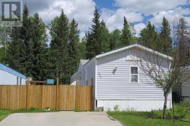 Residential property for sale at 322 Skogg Ave Hinton Valley Alberta - MLS: 52683