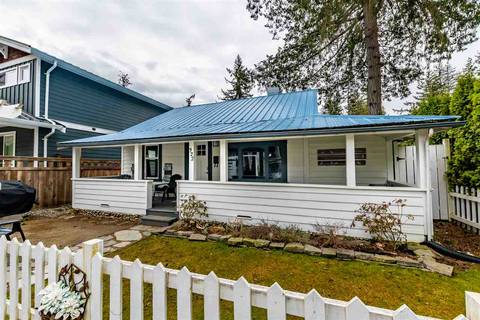 House for sale at 322 Spruce St Cultus Lake British Columbia - MLS: R2448973
