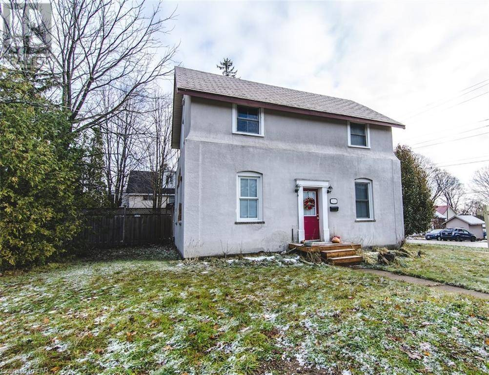 House for sale at 322 West St North Orillia Ontario - MLS: 232119