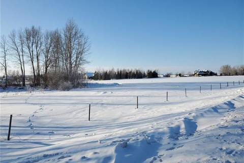 Residential property for sale at 322008 4 St East Rural Foothills County Alberta - MLS: C4282239