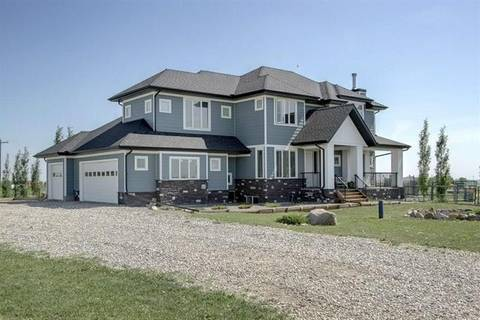 House for sale at 322016 1048 Dr East Rural Foothills County Alberta - MLS: C4225100
