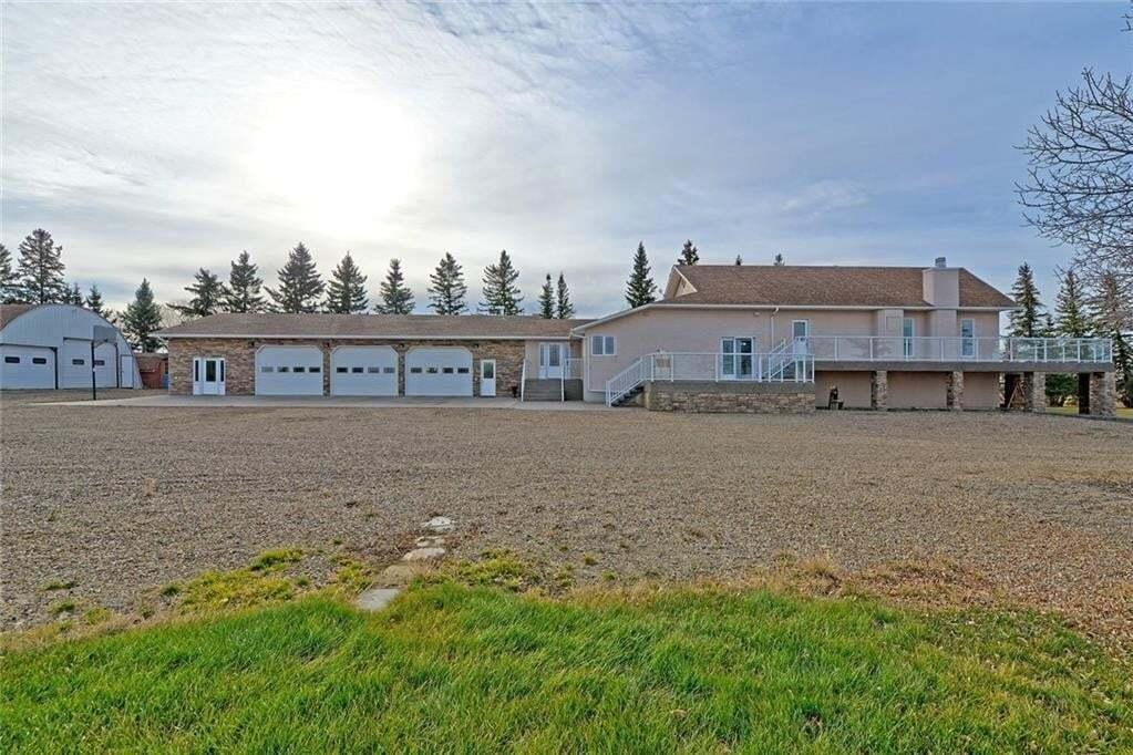 House for sale at 322071 Range Road 244 Rte Rural Kneehill County Alberta - MLS: C4215165