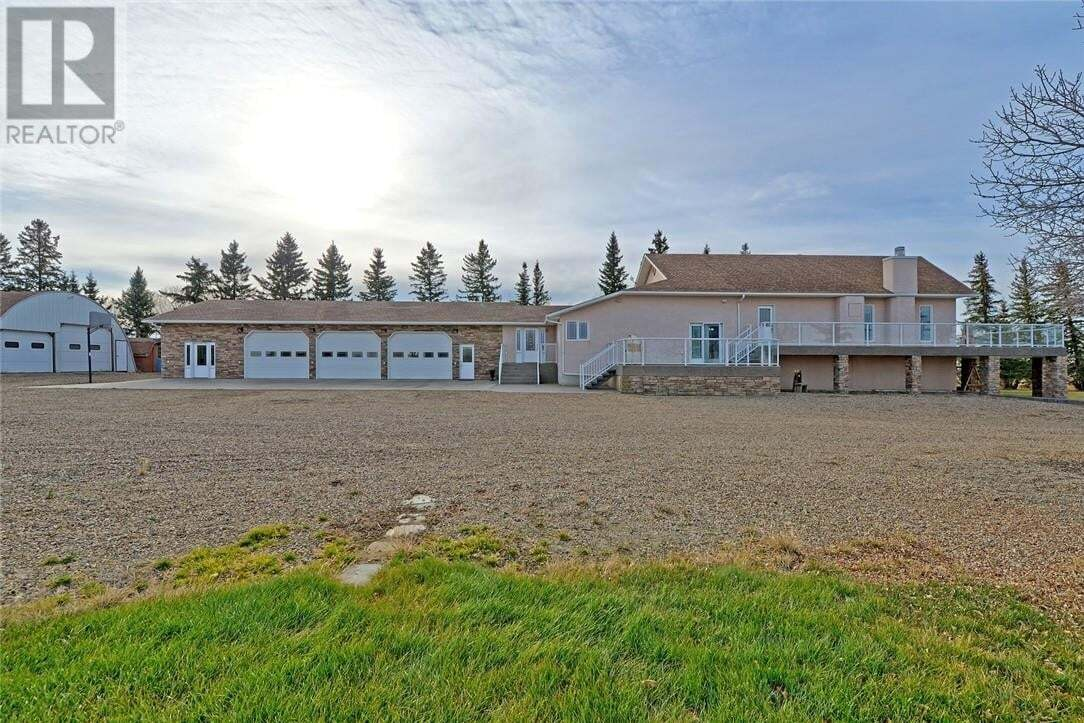 House for sale at 322071 Range Road 244  Rural Kneehill County Alberta - MLS: CA0151729