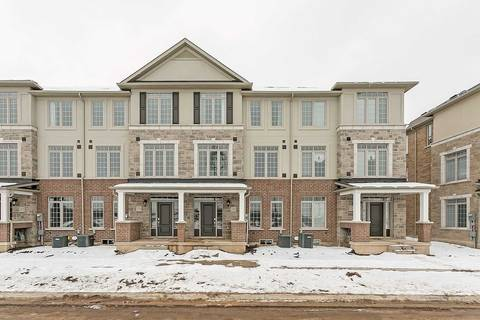 Townhouse for rent at 3221 William Colston Ave Oakville Ontario - MLS: W4688986