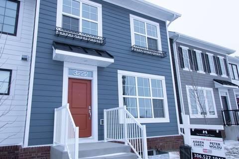 Townhouse for sale at 3222 Chuka Blvd Regina Saskatchewan - MLS: SK803385