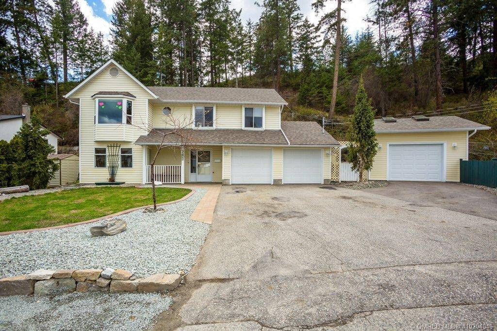 House for sale at 3222 Mcginnis Rd West Kelowna British Columbia - MLS: 10204046