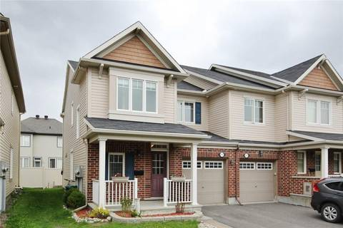 Townhouse for sale at 3225 Foxhound Wy Ottawa Ontario - MLS: 1152326