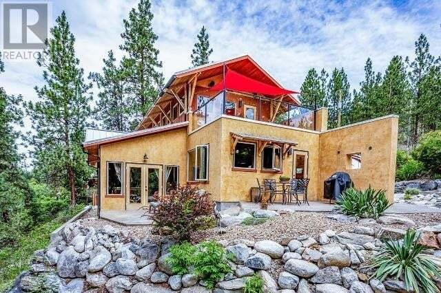 House for sale at 3225 Lyons Rd Naramata British Columbia - MLS: 184414