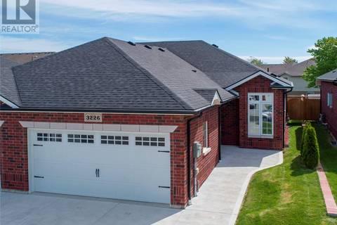 House for sale at 3226 Arpino  Tecumseh Ontario - MLS: 19018473