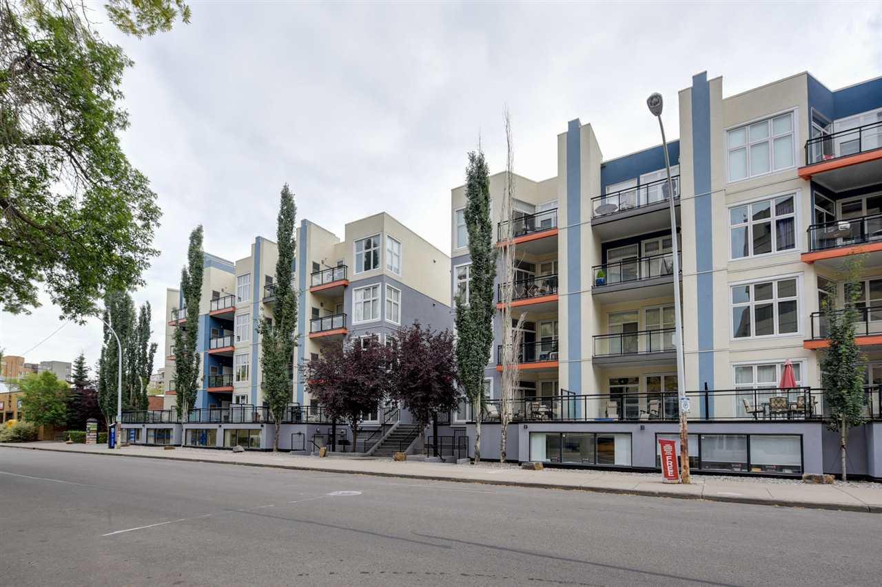 Buliding: 10147 112 Street, Edmonton, AB