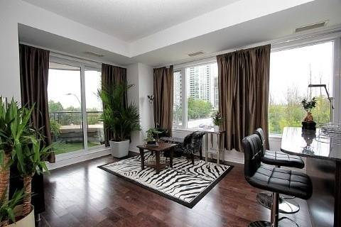 Apartment for rent at 385 Prince Of Wales Dr Unit 323 Mississauga Ontario - MLS: W4577439