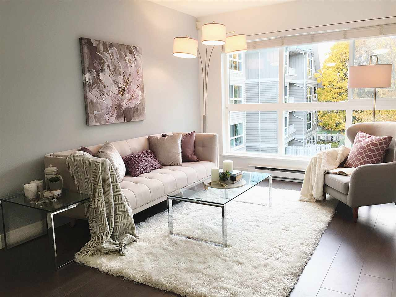 For Sale: 323 - 5900 Dover Crescent, Richmond, BC | 2 Bed, 2 Bath Condo for $598,000. See 15 photos!