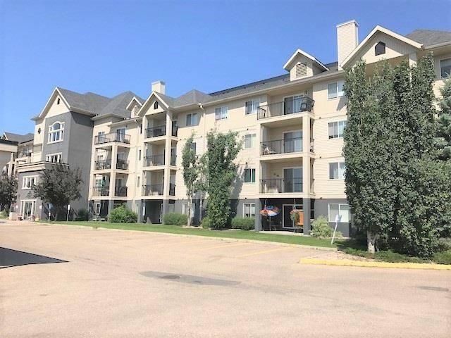 Condo for sale at 592 Hooke Rd Nw Unit 323 Edmonton Alberta - MLS: E4162458