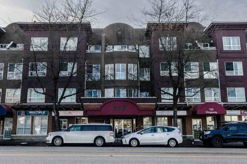 Condo for sale at 760 Kingsway Ave Unit 323 Vancouver British Columbia - MLS: R2429708