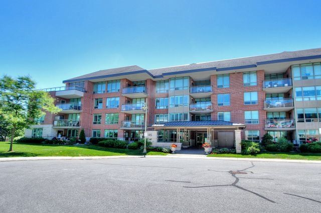 Buliding: 85 The Boardwalk Way, Markham, ON