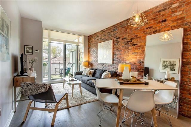 Sold: 323 - 88 Colgate Avenue, Toronto, ON