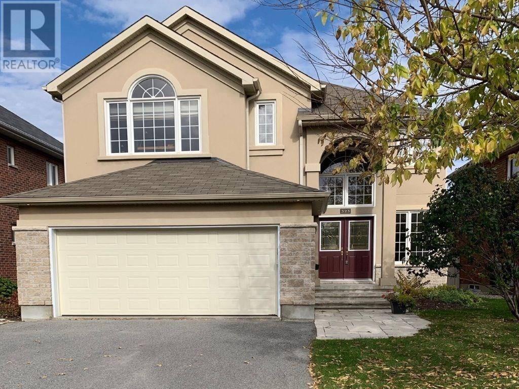 House for sale at 323 Amita Cres Ottawa Ontario - MLS: 1162179