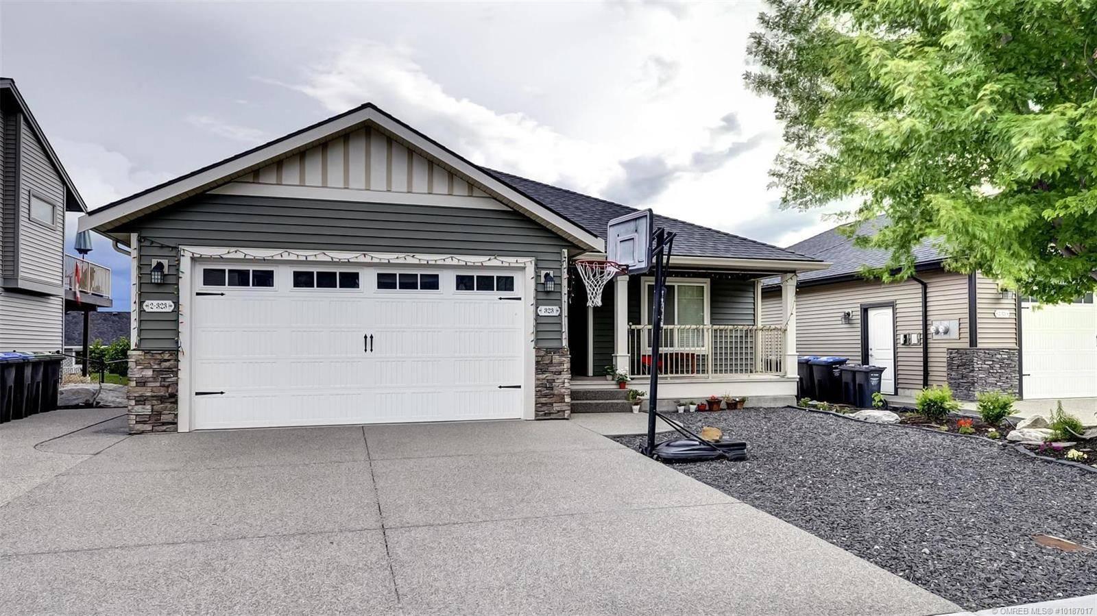 House for sale at 323 Arab Rd Kelowna British Columbia - MLS: 10187017