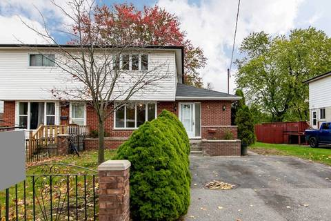Townhouse for sale at 323 Durham Ct Oshawa Ontario - MLS: E4610215