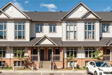 Condo for sale at 323 Galston Pt Ottawa Ontario - MLS: 1204409
