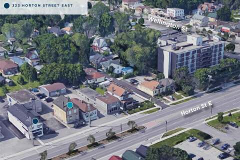 Commercial property for sale at 323 Horton St London Ontario - MLS: X4959065
