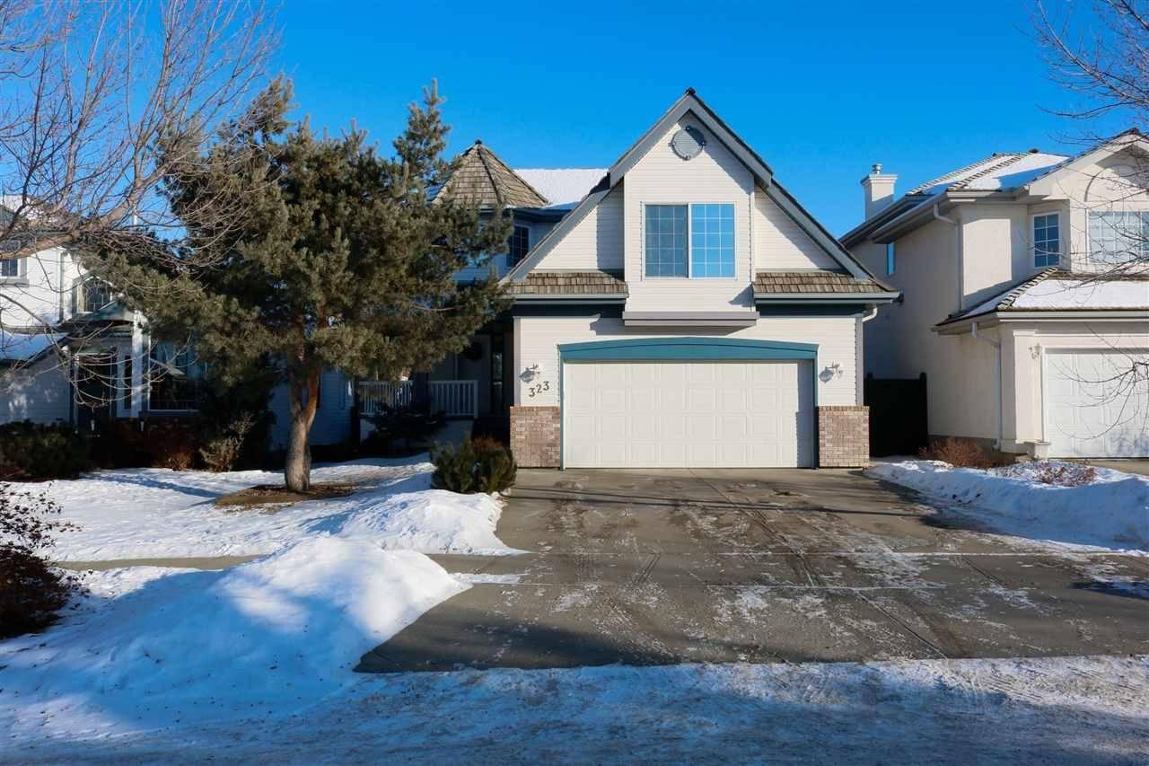 House for sale at 323 Hunters Ru  Nw Edmonton Alberta - MLS: E4183685