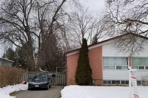 Townhouse for sale at 323 Kerswell Dr Richmond Hill Ontario - MLS: N4695198