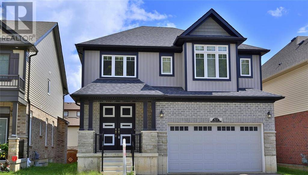 House for sale at 323 Moorlands Cres Kitchener Ontario - MLS: 30760523