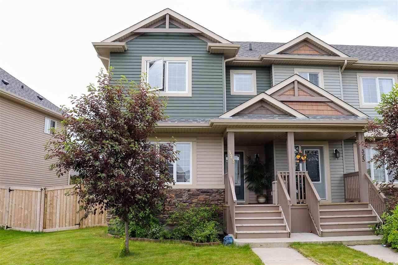 House for sale at 323 Nelson Dr Spruce Grove Alberta - MLS: E4164984
