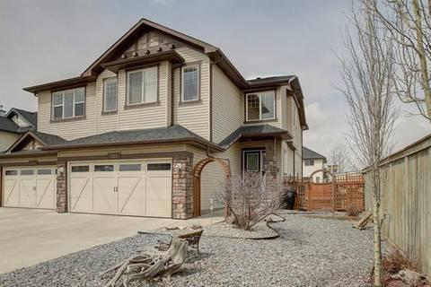 Townhouse for sale at 323 Silverado Range Pl Southwest Calgary Alberta - MLS: C4243430